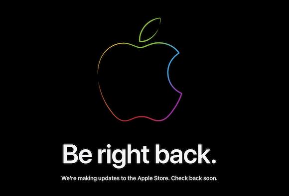 Apple US メンテナンス
