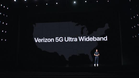 Apple Verizon 5G