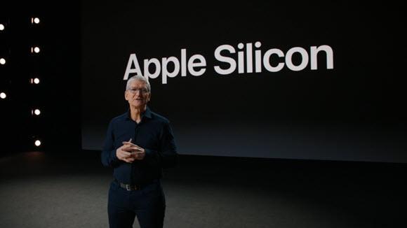 Appleシリコン WWDC 2020 ティム・クックCEO