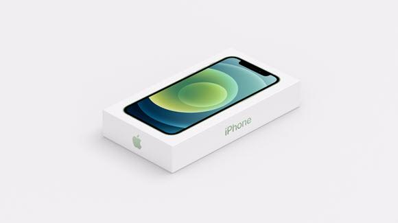 iPhone12 パッケージ 外箱 2020年10月イベント