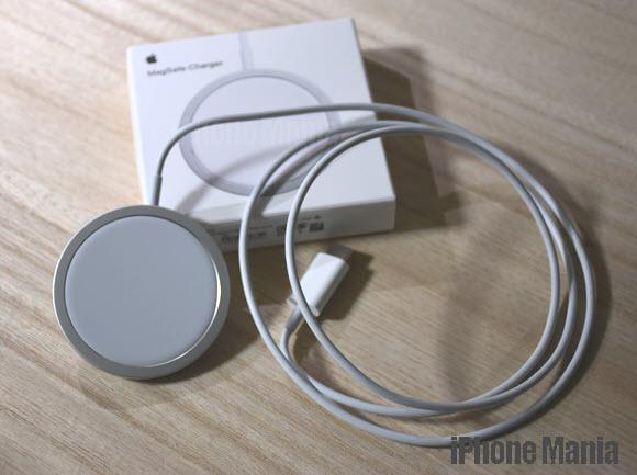 MagSafe 充電器 レビュー