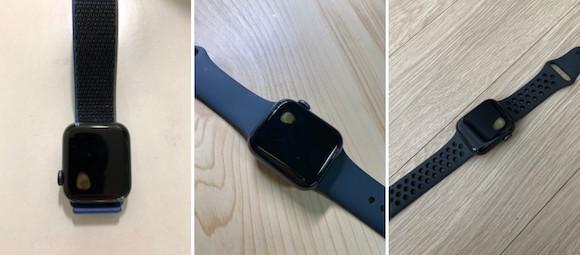 Apple Watch SE 過熱 韓国