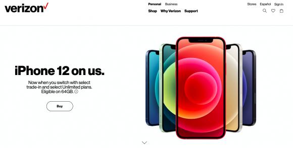 Verizon promo