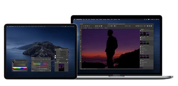 iPad Pro and MacBook