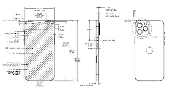 iPhone12 Pro Max design 03