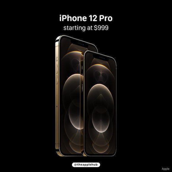 iPhone12 Pro series
