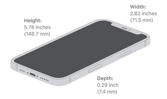 iPhone12 USモデル
