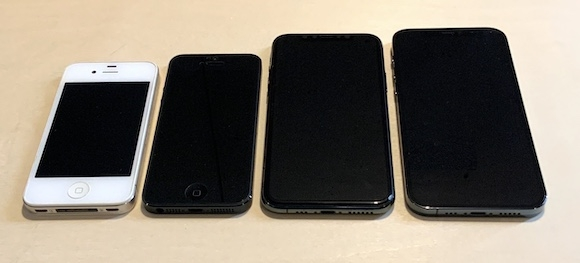 iPhone12 and old iphone_01