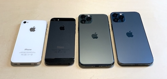 iPhone12 and old iphone_02