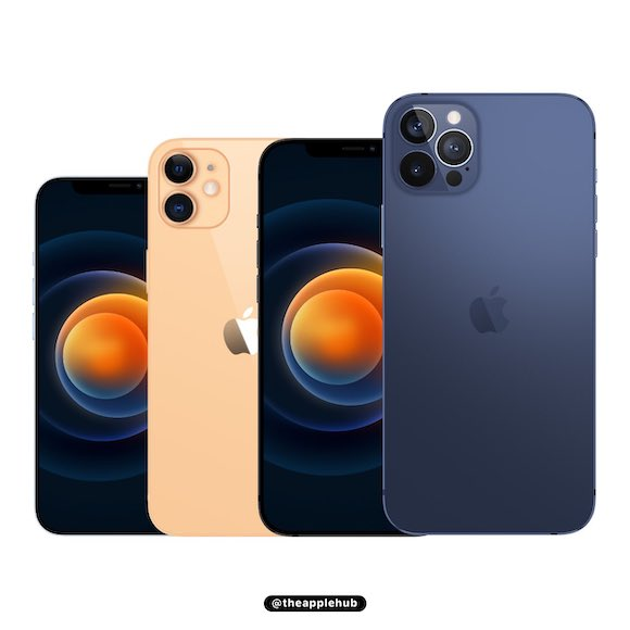 iPhone12 event