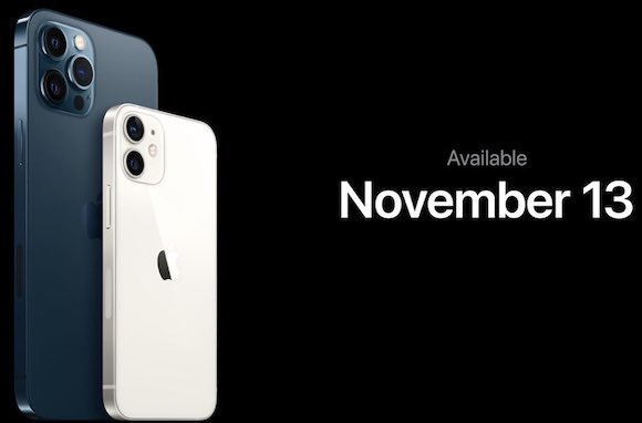 iPhone12 mini and Pro Max launch date