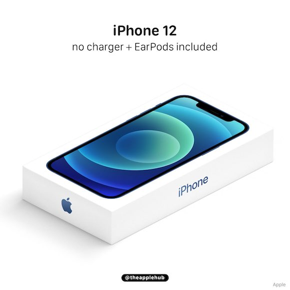 iPhone12 package