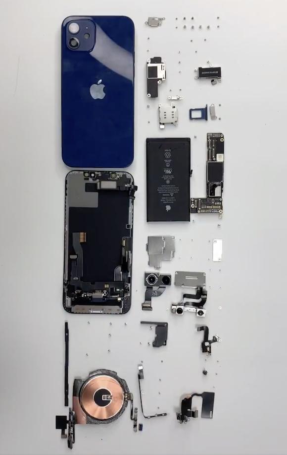 iPhone12 teardown_09