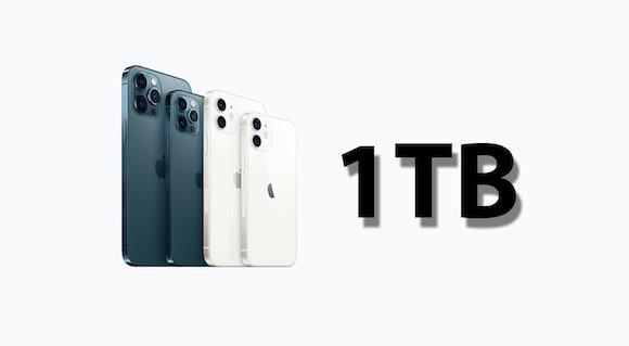 iPhone13 1TB