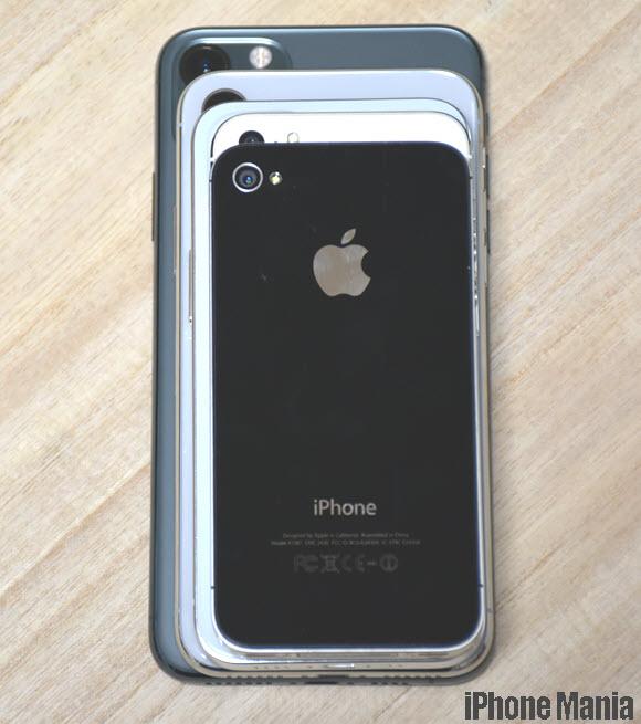 iPhone12 mini モックアップ レビュー