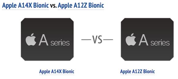 A14X vs A12Z 01