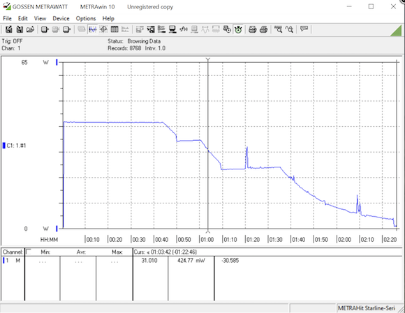 M1 Macbook Air battery test_03