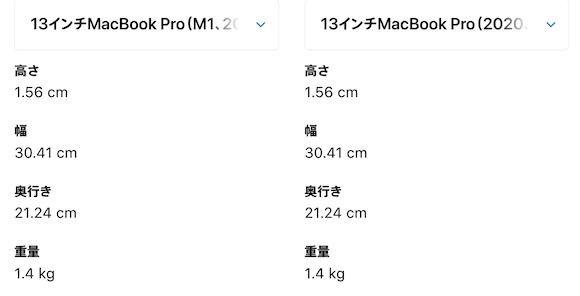 MacBook Pro M1 vs Intel