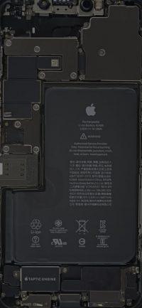 iPhone 12 Pro Max Internals Wallpaper