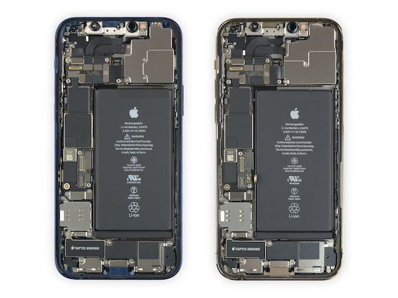 iPhone12 and 12 Pro
