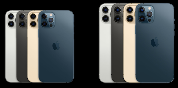 iPhone12 and iPhone12 Pro Max