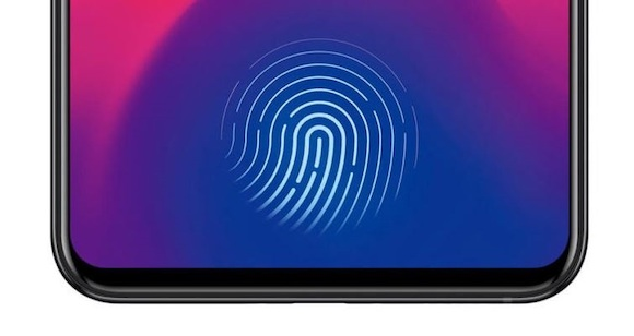 under display touch ID3