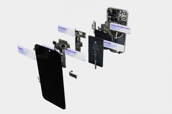 iPhone12 3D