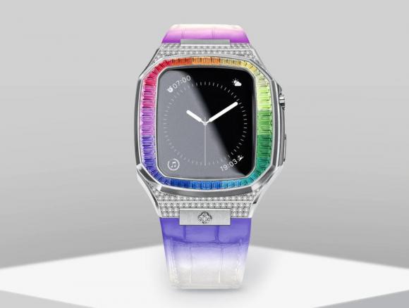 世界24本限定の高級Apple Watchケース