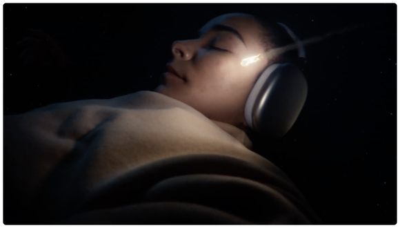 AirPods Max — Journey into Sound
