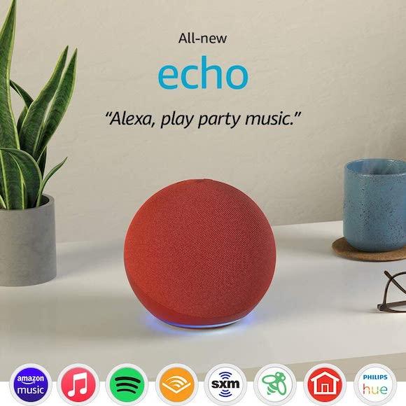 Amazon Echo Red_01