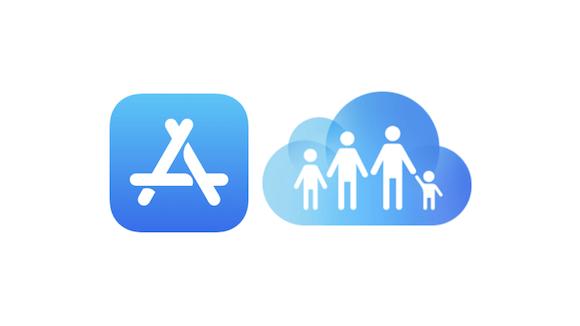 App Store ファミリー共有