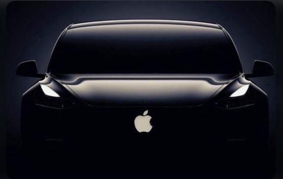 Apple Car_TSMC chip