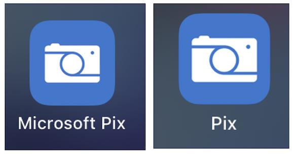 Microsoft Pix icon