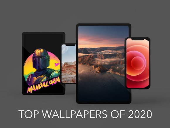 The 5 best wallpapers of 2020