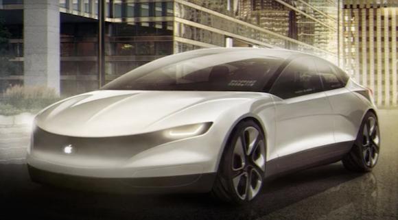 Apple Car コンセプト