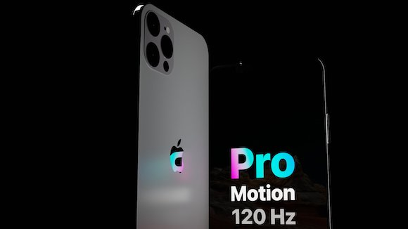 iPhone13 ProMotion