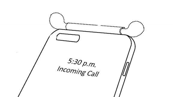 AirPods充電iPhoneケース特許