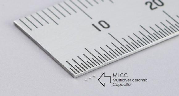 MLCCの写真