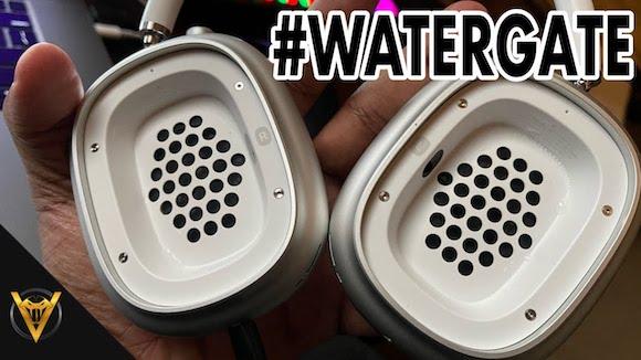 AirPods Max watergate