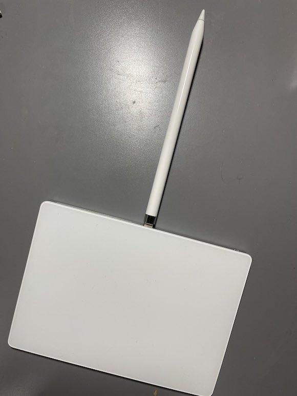 Apple Pencil 1st connect_1