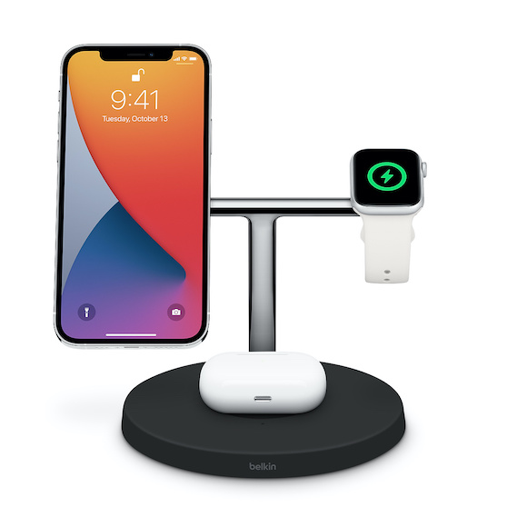 Belkin Wireless Charger with MagSafe_1