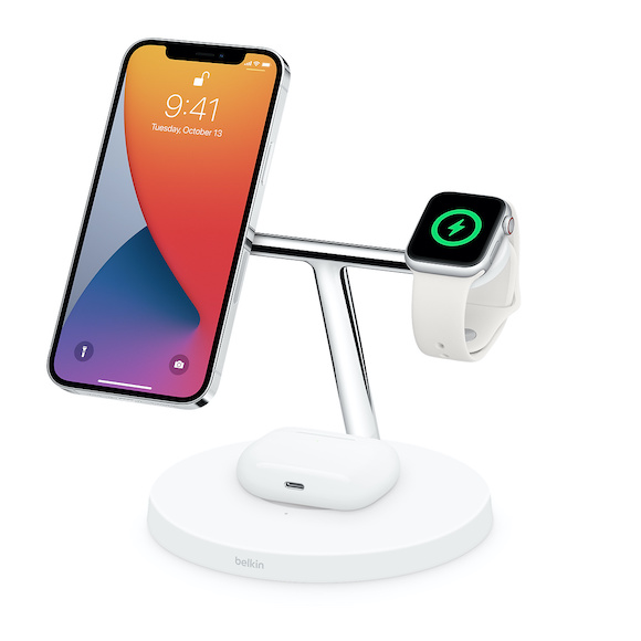 Belkin Wireless Charger with MagSafe_2