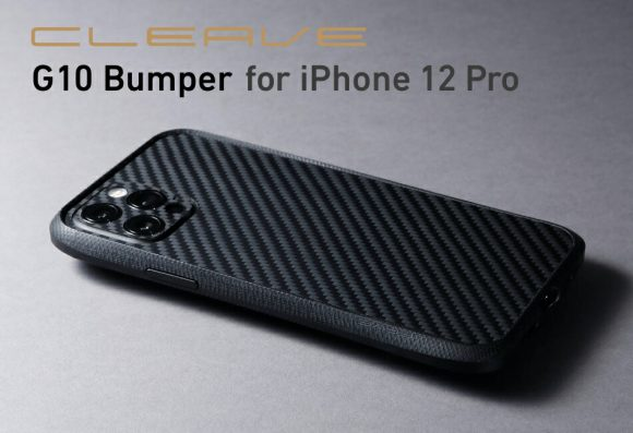 CLEAVE G10 Bumper for iPhone 12 Pro