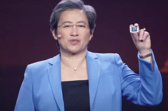 AMDのZen3アーキテクチャ採用モバイル向けCPU発表の画像