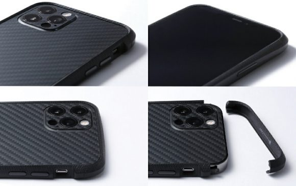 CLEAVE G10 Bumper for iPhone 12 Pro-5