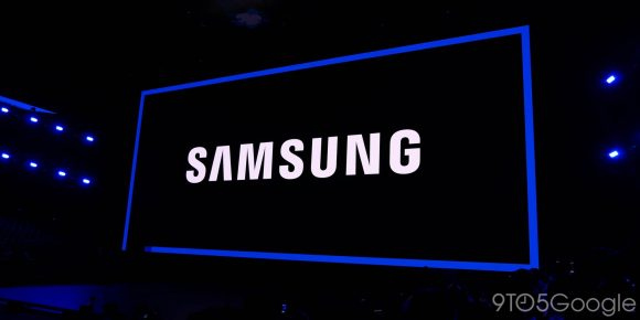 Samsungのロゴの画像
